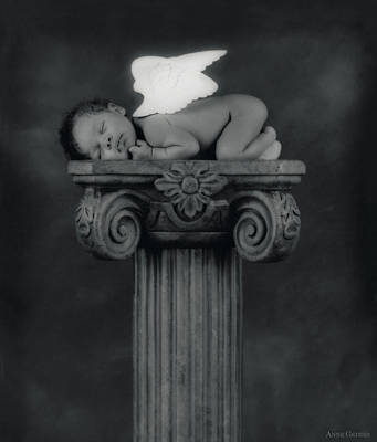 Varjanare As An Angel Poster by Anne Geddes