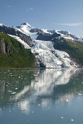 Vasser Glacier Poster by Gloria & Richard Maschmeyer