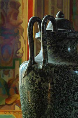Vatican Ancient Jar Poster