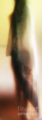 Veiled Poster by Eva Maria Nova