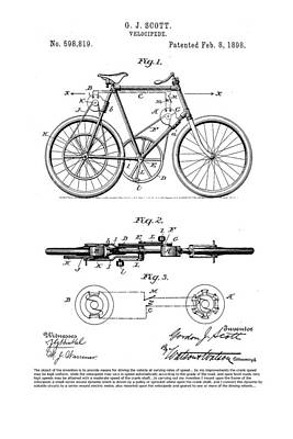 Velocipede - Dynamo Assisted Poster