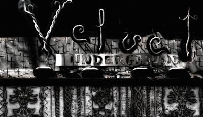 Velvet Underground Poster by Andrea Kollo