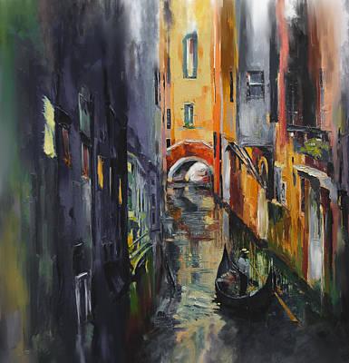 Venice 177 2  Poster