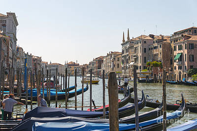Venice Poster by Svetlana Sewell
