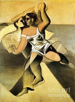Venus And Sailor II Poster