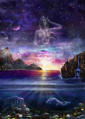Venus In Scorpio V019 Poster