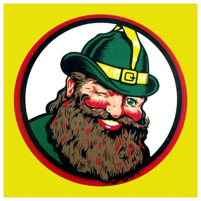 Vernors Ginger Ale - The Vernors Gnome Poster