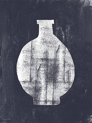 Vessel 1- Art By Linda Woods Poster