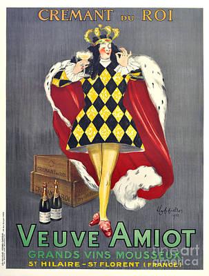 Veuve Amiot Poster by Jon Neidert