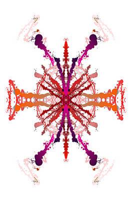 Vibrations Poster by Britten Adams