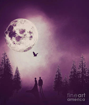 Victorian Romance Poster