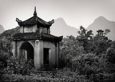Vietnamese Shrine Poster