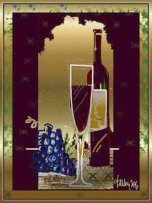 Vin Pour Une Poster
