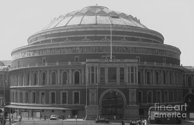 Vintage Albert Hall Poster