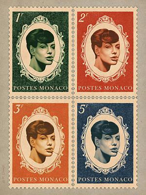 Vintage Deja Vu Poster