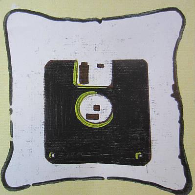 Vintage Floppy Poster