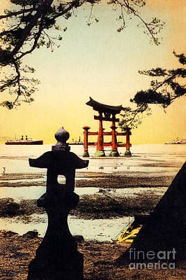 Vintage Japanese Art 23 Poster by Hawaiian Legacy Archive - Printscapes