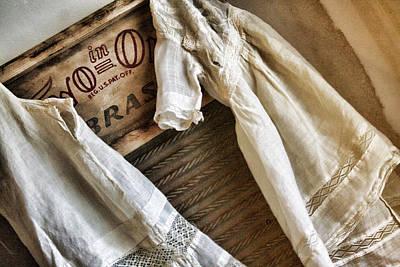 Vintage Laundry I Poster