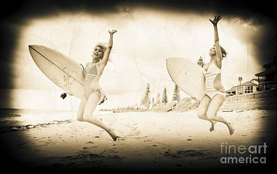 Vintage Sport Photograph Poster by Jorgo Photography - Wall Art Gallery