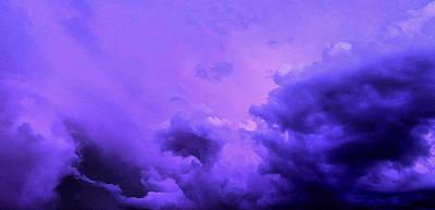 Violet Storm Poster