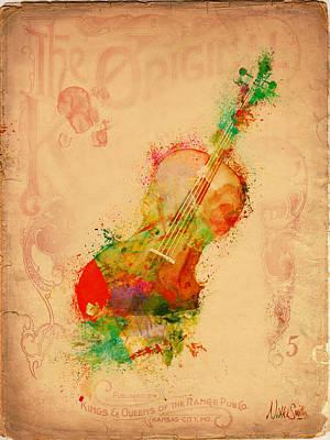 Violin Dreams Poster