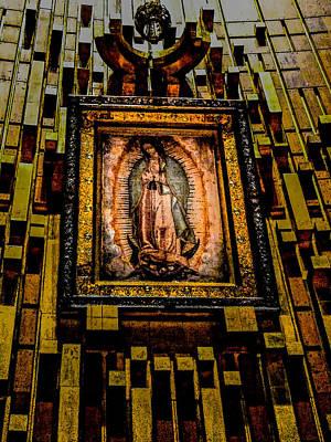 Virgen De Guadalupe 7 Poster