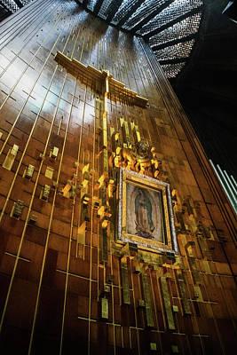 Virgen De Guadalupe V - Mexico Df Poster