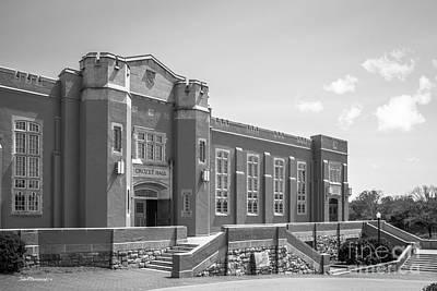 Virginia Military Institute Crozet Hall Poster