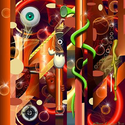 Visual Jazz Poster