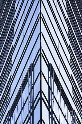 Vitreous Corner Poster by Heiko Koehrer-Wagner