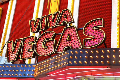 Viva Vegas Poster