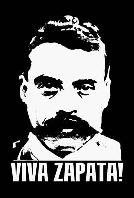 Viva Zapata Poster by Otis Porritt