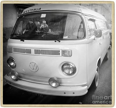 Volkswagen Westfalia Camper Poster