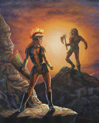 Vulcana  Poster