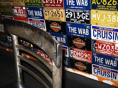 Wab Plates Poster