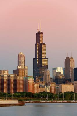 Wake Up Chicago Poster