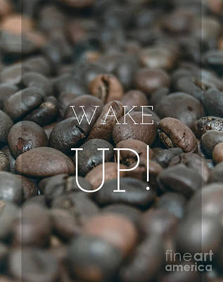 Wake Up Poster by Edward Fielding