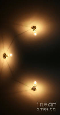 Wall Lighting Poster by Jorgo Photography - Wall Art Gallery