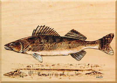 Walleye Poster
