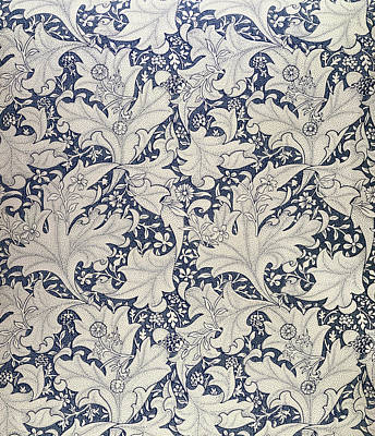 'wallflower' Design  Poster by William Morris