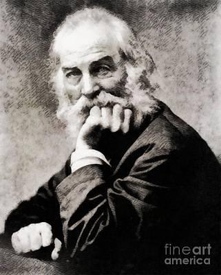 Walt Whitman Posters | Fine Art America