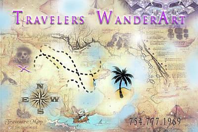 Wanderart Poster
