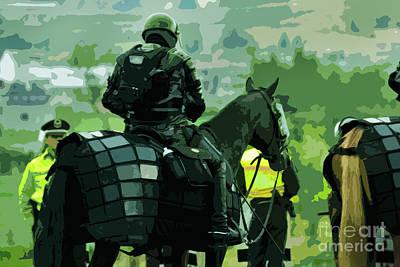 War Horse Poster by Al Bourassa