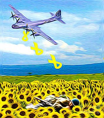 War Weary Poster