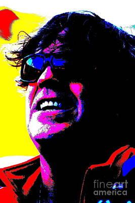Warhol Robbie Poster by Jesse Ciazza