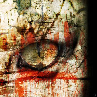 Poster featuring the photograph Watcher by Ken Walker