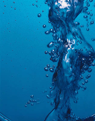 Water Bubbles Poster by Panoramic Images