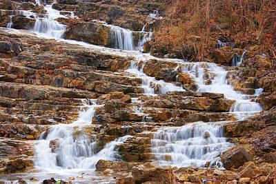 Water Flow Poster