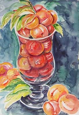 Watercolor Series No. 214 Poster