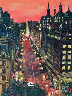 Watercolors-01 Poster